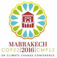 Logo COP22 Officiel